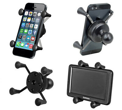 Ram Mount Universal Motorcycle Motorbike Medium X-Grip iPhone Smartphone Cradle