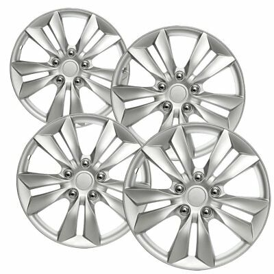 hubcaps fits 09 12 toyota yaris 15 inch silver replacement wheel 2008 Toyota Yaris Hatchback Specs hubcaps fits 08 10 kia sedona 16 inch silver replacement wheel cover rim