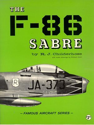 Famous Aircraft Series Canadair Sabre Rcaf F-86 Sabre Canada Luft Raaf Norway