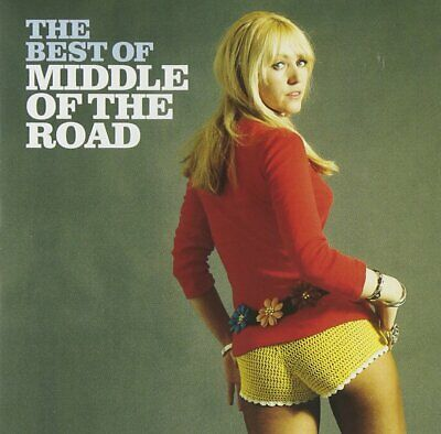 Middle Of The Road Best Of New CD