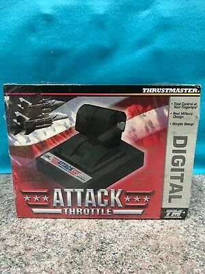 Thrustmaster Attack Throttle