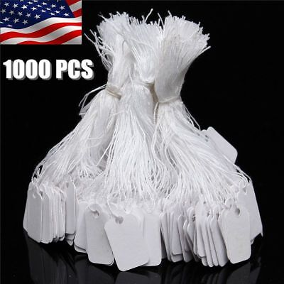 1000X Price Merchandise Sale Discount Tags String STRUNG Shipping Retail Store