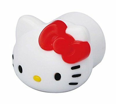 New Seiwa Hello Kitty Face Meter Knob Cap Car Accessory KT441 Tripmeter Butto...