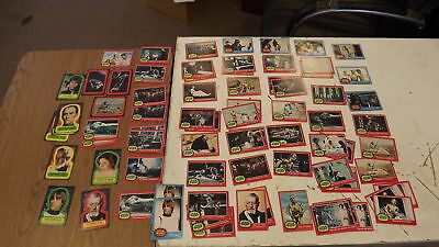 Assorted 1977 20TH Century Fox-Film Corp STAR WARS Trading Cards (75)