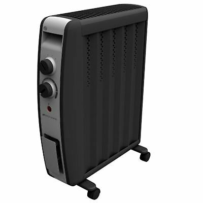 Bionaire 2000W Electric Oil Free column Heater 7 Fin Portable Radiator B0F2000