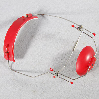 1X Dental Orthodontic Adjustable Reverse-Pull Headgear Universal Instrument Red