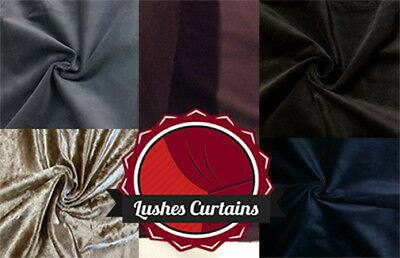 """Lushes Curtains - 3 Color Velvet Fabric Samples, Size: 3"""" x 3"""""""