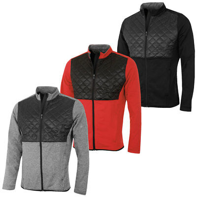 23cb1210c ADIDAS GOLF 2016 Mens climaheat Prime Fill Jacket Quilted Thermal Full Zip  - $63.07 | PicClick