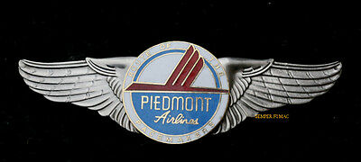 Piedmont Airlines Wing Logo Hat Pin Up Pilot Flight Crew Ramp Gift Wow