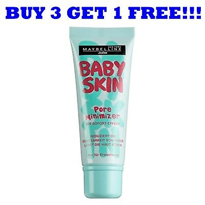 Maybelline Primer Baby Skin 22ml Pore Minimiser (EUR PACKAGING)