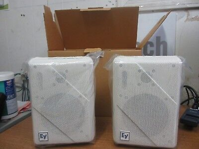 EV Electro-Voice S-40T COMPACT MONITOR SPEAKER PAIR