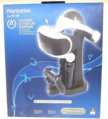 PowerA  Charge and Display Station for PlayStation VR /Black