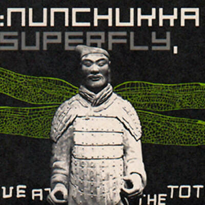 Nunchukka Superfly - Live At The Tote - CD - New