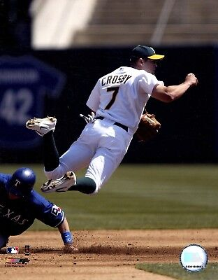 "Bobby Crosby ""Oakland Athletics"" Licensed Unsigned Baseball 8x10 Glossy Photo A2"