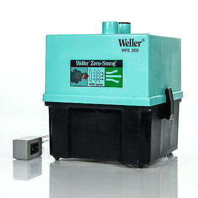 Weller Portable FT Filter System WFE 2ES Soldering Fume Extraction System