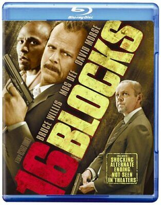 16 Blocks [Blu-ray] NEW!