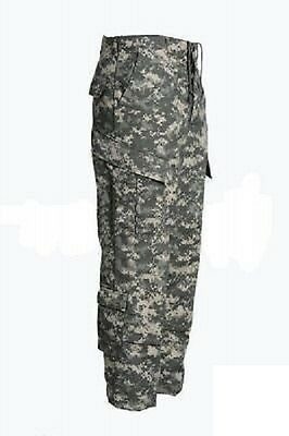 US ACU at Digital Field Pants Army UCP Digi Camo Rip Stop Pants Trousers Pants M