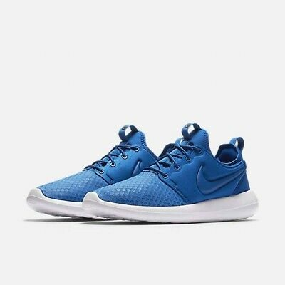low priced 66f57 d46f1 Nike ROSHE TWO SE Men's Blue Jay Shoes 918245-400 size 10 11 13