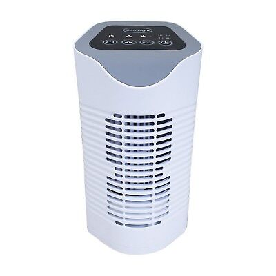 Silentnight HEPA Air Purifier Cleanser Ioniser Home Odour Remover Triple Filter