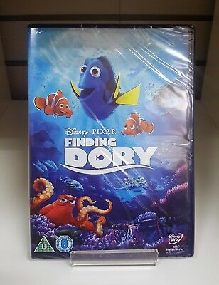 Finding Dory Disney DVD - New and Sealed Fast and Free Delivery