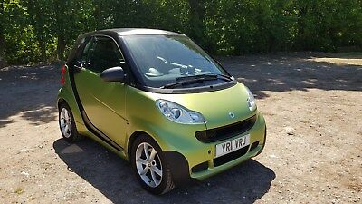 Smart For Two Pulse Cdi Auto. Low Mileage. FSH. Excellent condition.