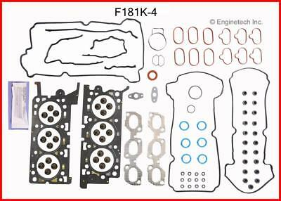 Full Gasket Set   EngineTech  F181K-4   Ford   3.0L  Duratec   2000 - 2002