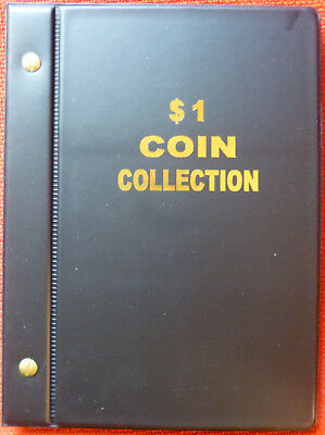 VST AUSTRALIAN COIN ALBUM for $1 COLLECTION 1984 to 2019 + MINTAGES