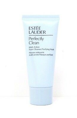 Estee Lauder Perfectly Clean Multi Action Foam Cleanser/Purifying Mask - 30ml