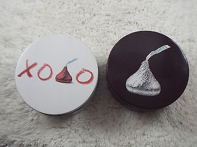Hershey Kiss Trinket Tin  (B16)