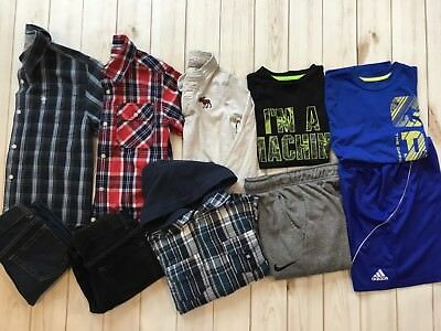 Boy's Clothing Lot S 8 Abercrombie Nike Old Navy DC AND1 Urban Pipeline BgBn