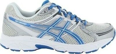 Mens asics Gel Contend Running Jogging Trainers Shoes Sports Size 12 13 Run Jog