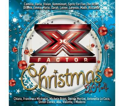 Musica SONY MUSIC - VARIOUS - X FACTOR CHRISTMAS 2014   - VARIOUS 13 tracce