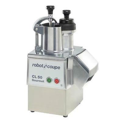 Robot Coupe - CL50 GOURMET - Commercial Food Processor W/ Vegetable Attachment
