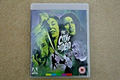 Blu-Ray  The City Of The Dead   ( Arrow )     Brand New Sealed Uk Stock