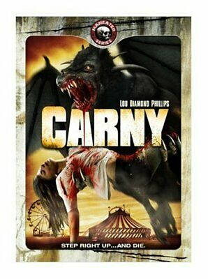 Carny: Maneater Series [DVD] NEW!