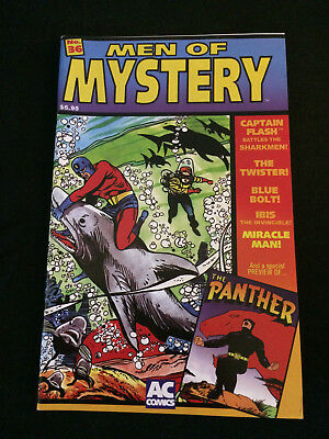 MEN OF MYSTERY #36 Golden Age Reprints VF Condition