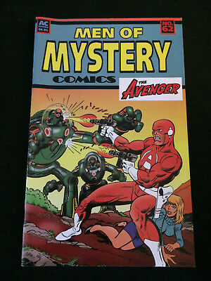 MEN OF MYSTERY #62 Golden Age Reprints VF Condition