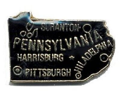 Hat Lapel Push Pin Tie Tac State of Pennsylvania Commonwealth NEW