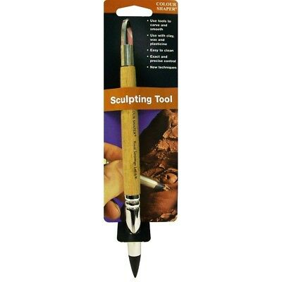 Colour Shaper 10 Double Ended Sculpting Tool - Taper Point Size