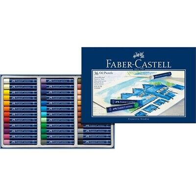 Faber-castell Creative Studio Oil Pastels Box Of 36 - Fabercastell Pastel Set