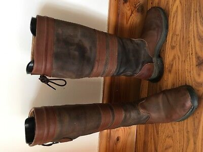 8ab45fcb532 ARIAT BRAEMAR GTX Country boots size 5