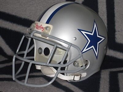 DALLAS COWBOYS NFL American Football Helm von Rawlings