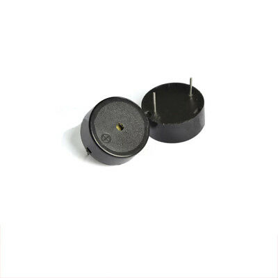 2pcs 2310B 3~24V Active Piezo Buzzer High-pitched Alarm Buzzer Universal