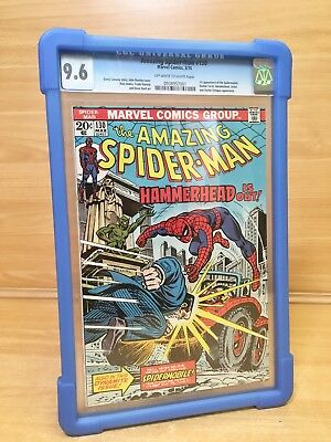 CGC 9.6 The Amazing Spiderman #130 March 1974 Marvel Comic 1st App Spidermobile