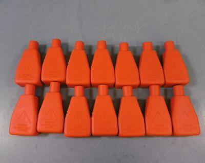 Noco 1 & 2 Gauge Battery Terminal Protector - Red NEW LOT OF 14