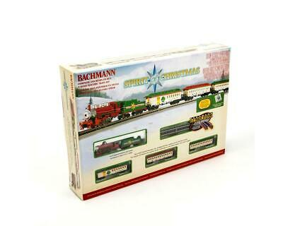 BAC24017 Bachmann N Spirit of Christmas Set