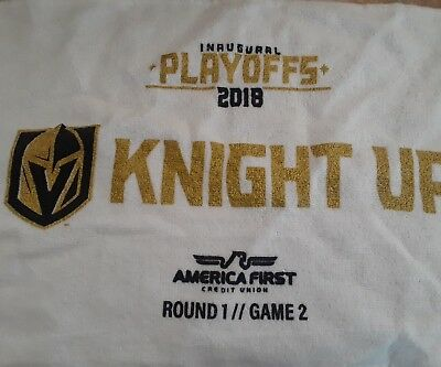 Las Vegas Golden Knights Inaugural Season Pocket Schedule