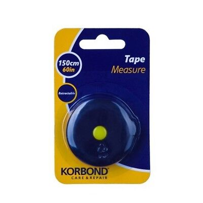 150cm Retractable Tape Measure - Korbond New