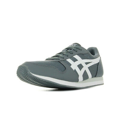 CHAUSSURES BASKETS ASICS homme Curreo II taille Gris Grise Synthétique Lacets