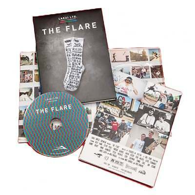 Lakai Shoes The Flare DVD Skateboard Video New Limited Edition FREE POST